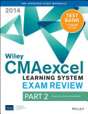 Wiley Cmaexcel Learning System Exam Review 2014 Test Bank Part 2 Financial Decision Making