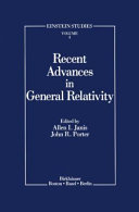 Recent Advances in General Relativity