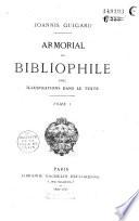 Armorial du bibliophile