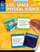 Science Games Galore      Life  Space  and Physical Science  Grade 3  eBook