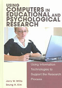 Using computers in educational and psychological research