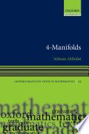 4 Manifolds