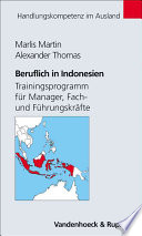 Beruflich in Indonesien