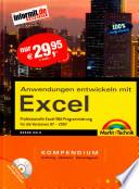 Anwendungen entwickeln mit Excel