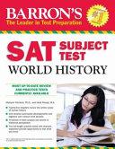 Barron s SAT Subject Test World History