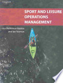 illustration du livre Sport and Leisure Operations Management