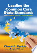 Leading the Common Core State Standards