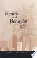 Health and Behavior Book PDF