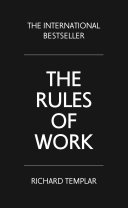 download ebook the rules of work pdf epub