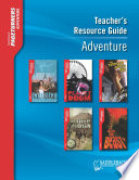Adventure Teacher's Resource Guide Our Exciting Series Of Ebooks In A