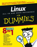 Linux All-in-One Desk Reference For Dummies