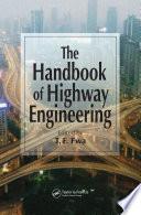 The Handbook of Highway Engineering