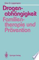 Drogenabh Ngigkeit Familientherapie Und Pr Vention