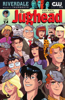 Jughead (2015-) #14 : also drawn the entire internet's...