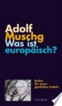 Was ist europäisch?