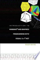 Introduction To Windows And Graphics Programming With Visual C Net