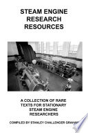 Steam Engine Research Resources