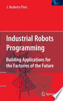 Industrial Robots Programming book