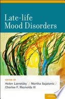 Late Life Mood Disorders