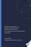 Women Principals in a Multiculutural Society