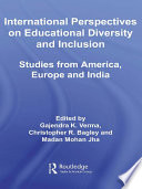 International Perspectives on Educational Diversity and Inclusion