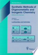 Synthetic Methods Of Organometallic And Inorganic Chemistry Volume 6 1997