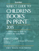 Subject Guide to Children s Books in Print