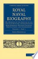 Royal Naval Biography