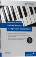Programmierhandbuch SAP NetWeaver Composition Environment