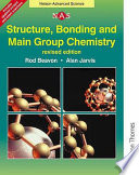Structure  Bonding and Main Group Chemistry