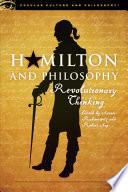 Hamilton and Philosophy