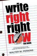 Write Right Right Now