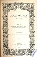 Book GOOD WORDS
