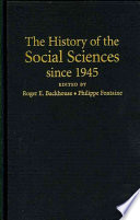 The History of the Social Sciences Since 1945