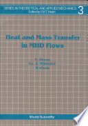 Heat And Mass Transfer In Mhd Flows book