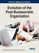 download ebook evolution of the post-bureaucratic organization pdf epub