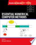 Essential Numerical Computer Methods book