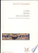 L Asia prima dell Europa  Economie e civilt   dell Oceano Indiano