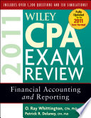 Wiley CPA Exam Review 2011, Financial Accounting and Reporting