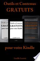Outils et Contenus gratuits pour votre Kindle