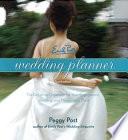 Emily Post s Wedding Planner  4e