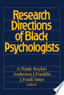 Research Directions Of Black Psychologists