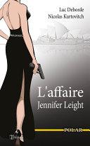 L'affaire Jennifer Leight - Texte intégral