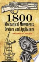 1800 Mechanical Movements