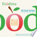 Foodista Best of Food Blogs Cookbook Media The Foodista Best Of Food