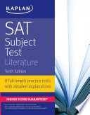 SAT Subject Test Literature
