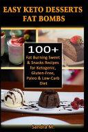 Easy Keto Desserts Fat Bombs
