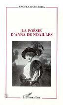 illustration du livre La poésie d'Anna de Noailles