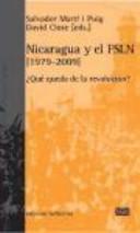 Nicaragua y el FSLN, 1979-2009