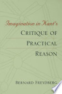 Imagination in Kant s Critique of Practical Reason